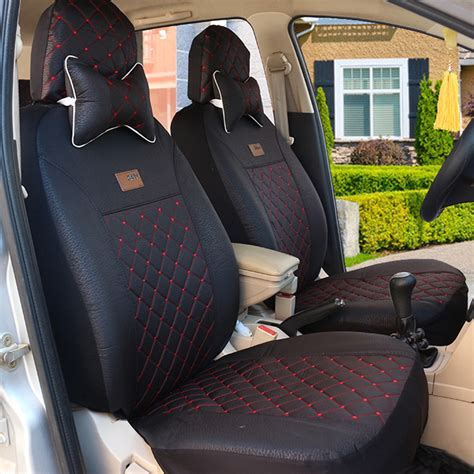 audi seat covers with logo high quality universal car seat logo car seat cover front