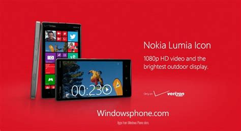 Nokia Lumia Icon Di Indonesia microsoft pamer ketajaman 1080p hd hasil rekaman lumia icon winpoin