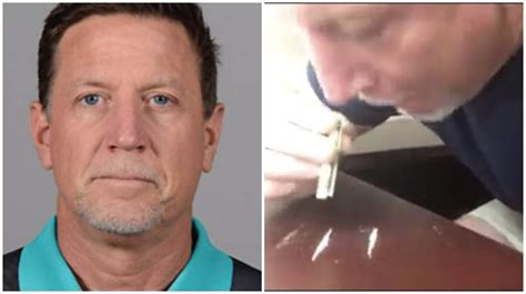 miami dolphins coach coke dolphins coach chris foerster cocaine