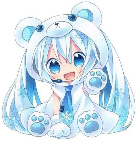 imagenes kawaii de hatsune miku hatsune miku vocaloid kawaii animoo pinterest