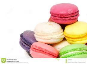 colorful cookies colorful macaroon cookies royalty free stock image image