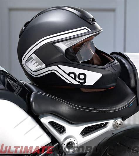 Bmw Motorrad Helmet With Head Up Display by Bmw Head Up Display Motorcycle Helmet Unveiled At Ces In