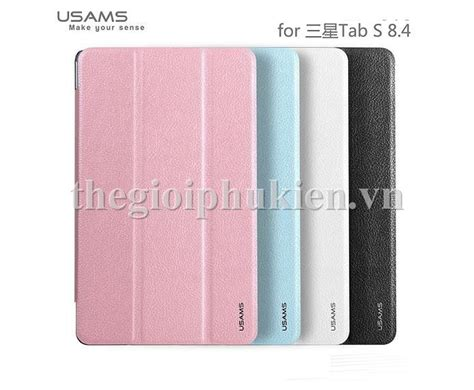 For Tab S 84 T700 Usams Starry Sky Series Leather bao da samsung tab s 8 4 t700 ch 237 nh h 227 ng usams starry sky thegioiphukien vn thế giới linh