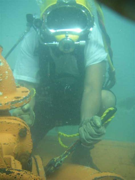 Senter Underwater Leonard Greenstone Marine Technology Center Underwater Programs