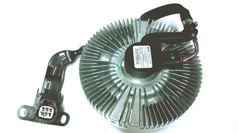 Fan Ram 2012 ram 3500 engine cooling fan clutch fan clutch dodge dodge trucks ram 68155609ab