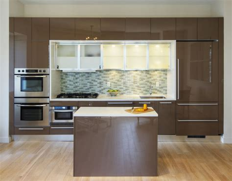 high gloss kitchen cabinet doors ways to fix space wasting kitchen cabinet soffits