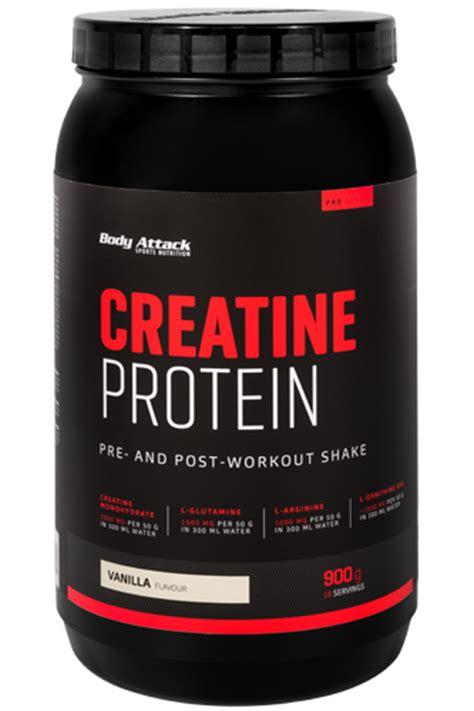 Wann Sollte Ich Protein Und Kreatin Nehmen S Health