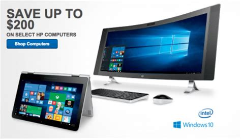 Best Buy Desk Top Computers Save Up To 200 On Select Hp Computers At Best Buy Nerdwallet
