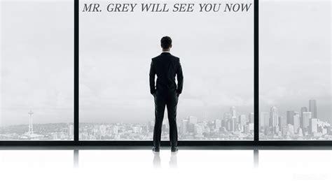 Photo 50 shades of grey movie poster revealed