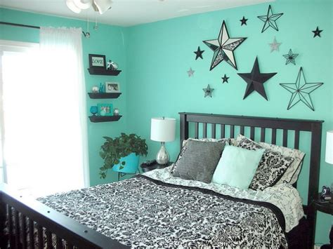 teal bedroom idea favething