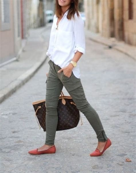comfortable business casual best 25 olive green pants ideas on pinterest