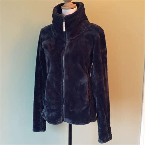 bench fall jackets 73 off bench jackets blazers new navy bench furry fleece jacket medium from