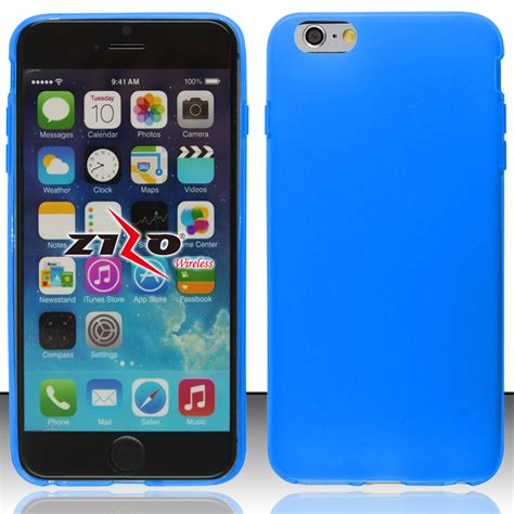 for iphone 6 6s plus 4 7 5 5 tpu rubber skin phone cover ebay