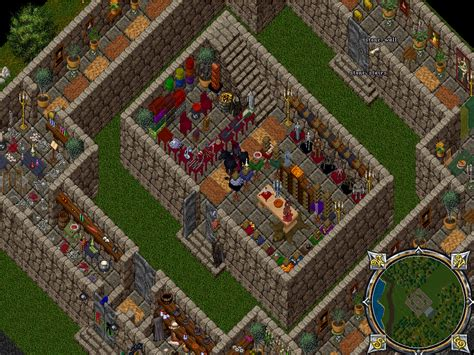 Uo Finder A Decorated Castle On The Renaissance Ultima Free Server Www Uorenaissance