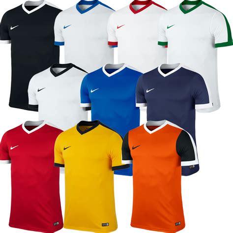 Boys Nike Streker Lll Dri Fit Sz L 100 Original nike striker iv sleeve junior football jersey