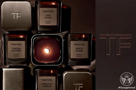 Tom Ford Blend by Introducing Tom Ford Blend Candles