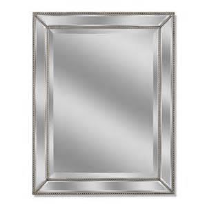 large framed mirror for bathroom