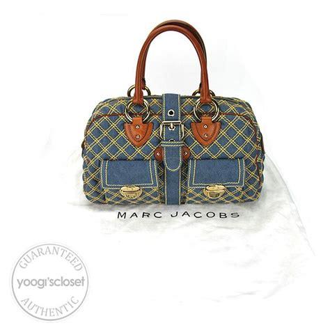 Marc Patchwork Metallic Venetia Bag by Marc Denim Quilted Venetia Satchel Bag Yoogi S Closet