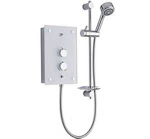 Mira Showers Helpline by Mira Alero 9 8kw Electric Showers Products