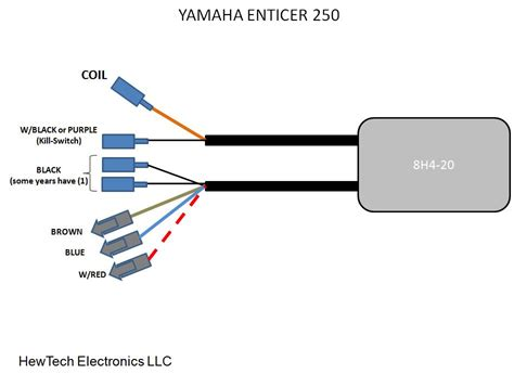 wiring diagram for 1978 yamaha enticer 340 1978 yamaha