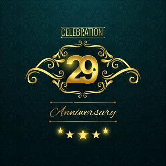 Sixty anniversary invitation with golden ribbon Vector
