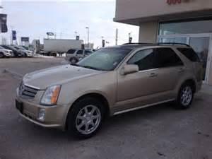 2005 Cadillac Srx Transfer 2005 Cadillac Srx V8 Winnipeg Manitoba Used Car For Sale