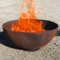 Firepit Bowl Create Warmth And Ambiance With A Pit Gardens