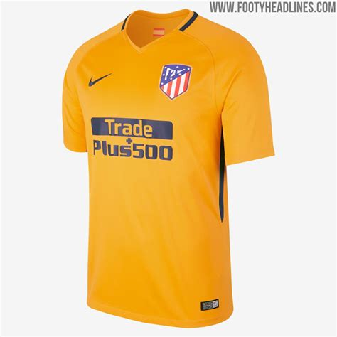Celana Atletico Madrid 3rd 17 18 atl 233 tico madrid 17 18 away kit released footy headlines