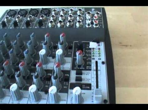 Bekas Mixer Audio jual mixer behringer xenyx 1202fx images
