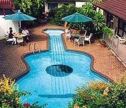 cool backyard pools life is big think small for a little crazy cool home