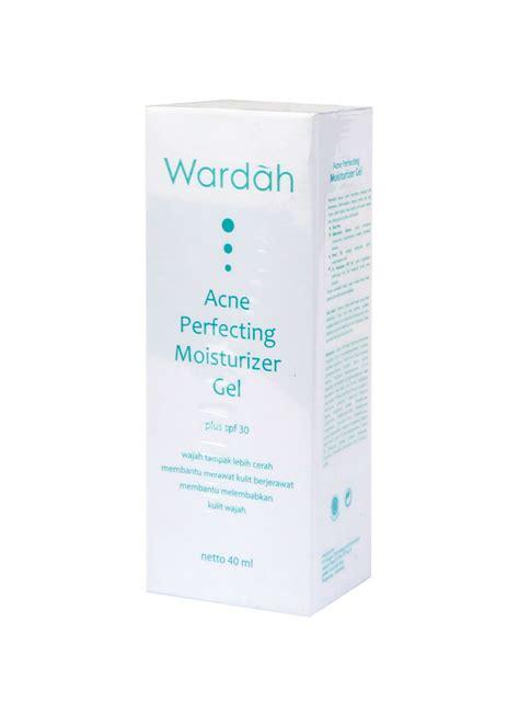Wardah Acne Perfecting Gel Spf18 wardah acne perfecting moisturizer gel spf 30 tub 40ml