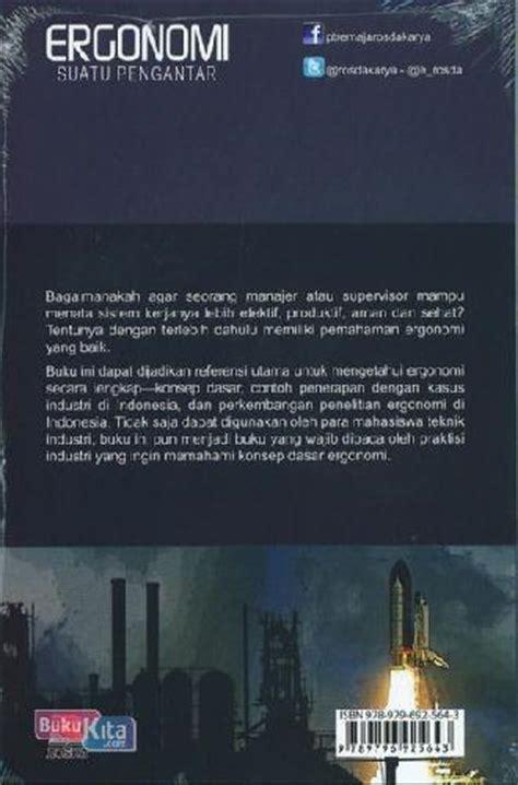 Ergonomi Dan K3 by Bukukita Ergonomi Dan K3 Kesehatan Keselamatan Kerja