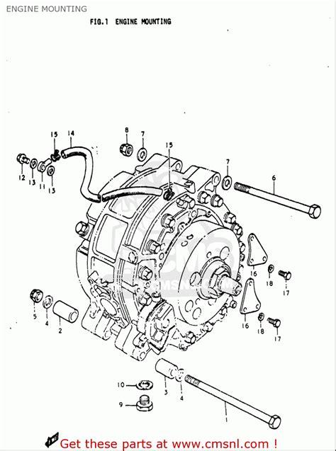 Suzuki Re5 Re5m Re5a 1975 1976 M A Usa E03 497cc