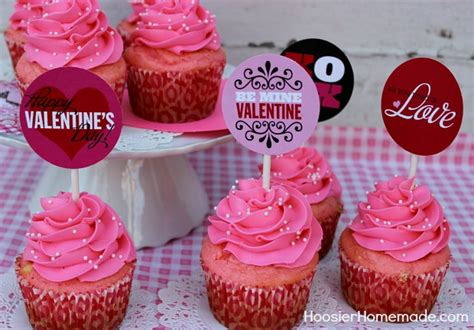 printable valentine recipes 25 cupcakes for valentine s day hoosier homemade