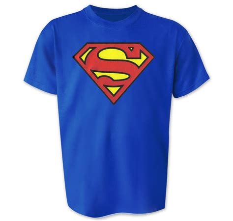 T Shirt 3d Superman superman t shirt mit logo in 3d druck bei up 174 kaufen