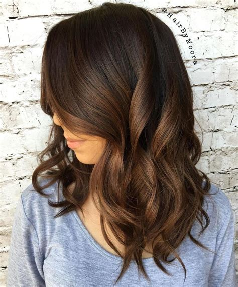 hair color for brunettes over 50 50 chocolate brown hair color ideas for brunettes