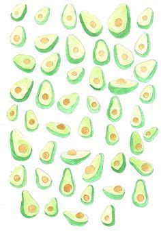 cute avocado pattern 1000 images about patterns textiles on pinterest