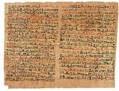 ancient writing paper ancient science facts for