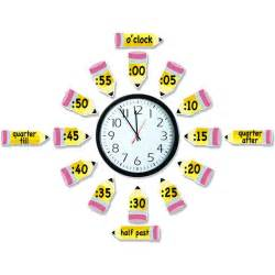 time decorations 25 best ideas about telling time activities on