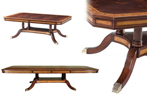 mahogany dining bench large mahogany dining table with self storing leaves