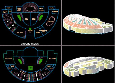 fitness club dwg block  autocad designs cad