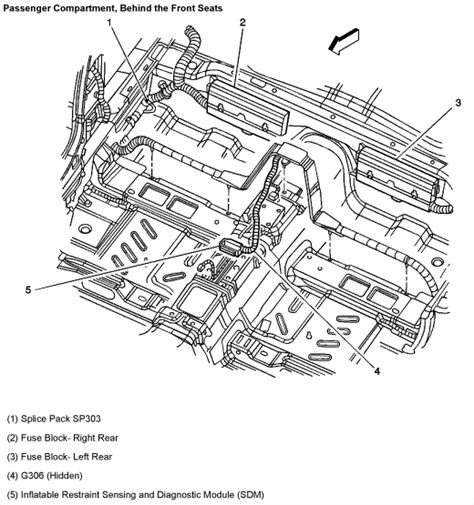 electric power steering 2003 cadillac cts parking system 2003 cadillac cts parts diagram