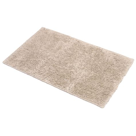 Best Bathroom Mat by Wilko Best Bath Mat Reversible Beige 50 X 70cm At Wilko
