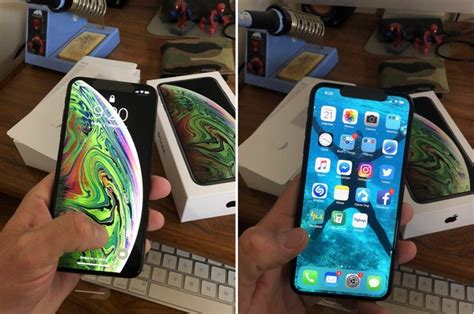 impressions   iphone xs  iphone xs max