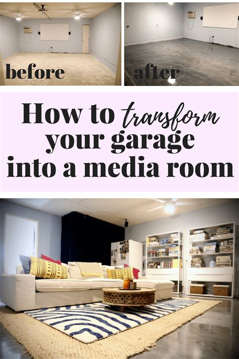 turning your garage into a bedroom our rock solid garage makeover love renovations