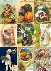 vintage thanksgiving cards and postcards cd 240 images