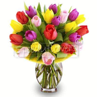 spedire fiori in russia invio fiori tulipani
