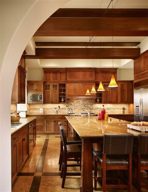 craftsman style kitchen cabinets 25 ways to remodel your craftsman style kitchen