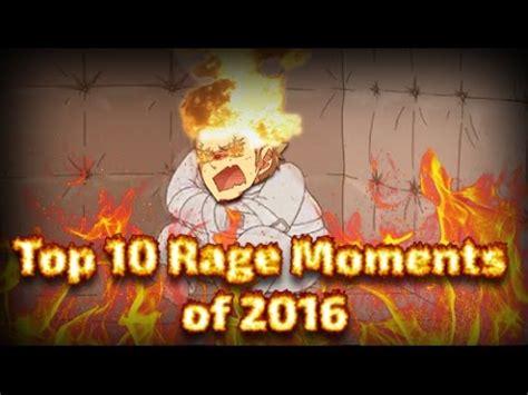 Watch Rage 2016 Majiczenith S Top 10 Rage Moments Of 2016 Youtube