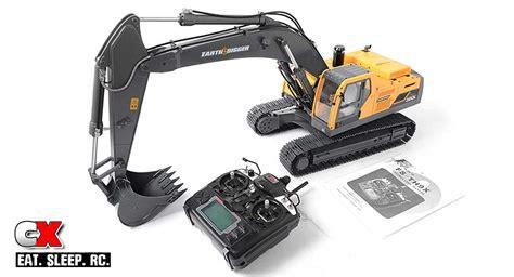 Rc Power Truck Escavator rc4wd 1 14 scale earth digger 360l hydraulic excavator rtr